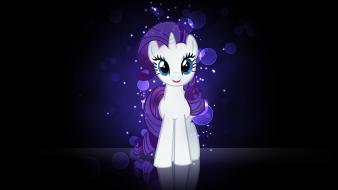 My little pony rarity pony: friendship is magic wallpaper
