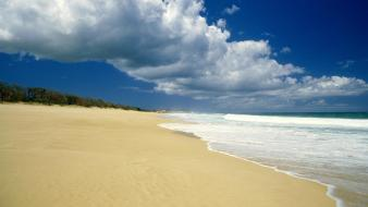 Nature beach hawaii molokai wallpaper