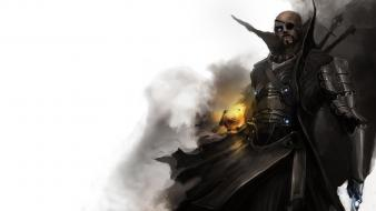 Nick fury marvel airbrushed thedurrrrian (deviant artist) wallpaper