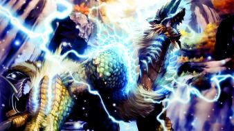 Playstation 3 lightning badass roar game portable wallpaper