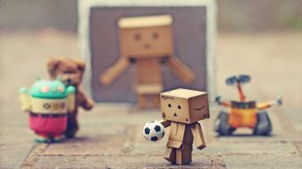 Toys (children) danboard wallpaper