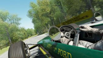 Video games ford lotus project cars Wallpaper