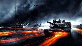 War tanks battlefield 3 3: armored kill wallpaper