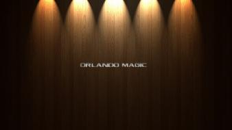 Wood texture orlando magic wallpaper
