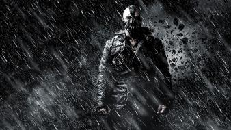 Batman movies rain bane the dark knight rises wallpaper