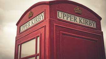 Britain phone booth english telephone wallpaper