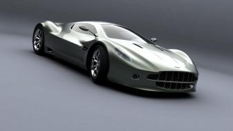 Cars aston martin amv10 wallpaper