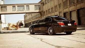 Cars buildings vehicles automotive bmw 5 series automobiles Wallpaper