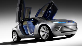 Cars concept art 2006 ford reflex wallpaper