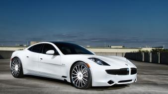 Cars fisker karma auto wallpaper