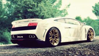 Cars lamborghini gallardo lp570-4 performante Wallpaper