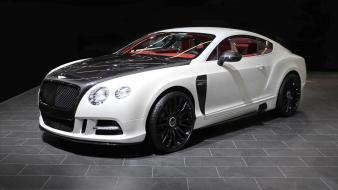 Cars mansory bentley continental gt wallpaper