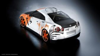 Cars nissan vehicles transports tuning wheels automobiles gtr Wallpaper