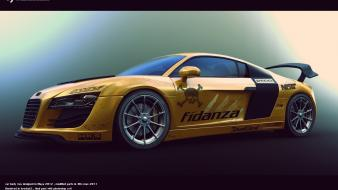 Cars vehicles transports tuning wheels audi r8 automobiles wallpaper