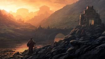 Fantasy art andreas rocha wallpaper