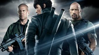 G.i. joe retaliation Wallpaper