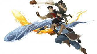 Korra avatar: the legend of mako bolin Wallpaper