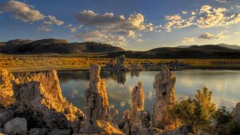 Landscapes nature rock formations wallpaper