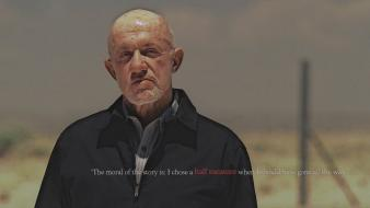Mike breaking bad amc jonathan banks tv shows wallpaper