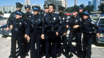 Movies police academy wallpaper