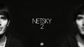 Music drum and bass netsky wallpaper