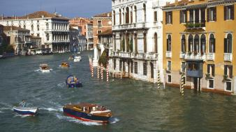 Nature venice italy rush hour wallpaper