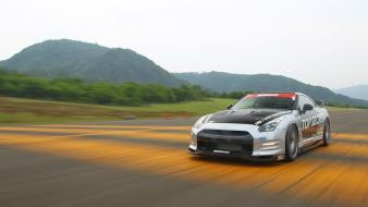 Speedhunters.com jdm nissan r35 gt-r top secret Wallpaper