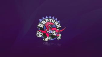 Sports purple nba basketball logos toronto raptors wallpaper
