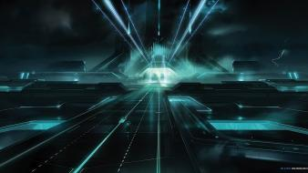 Tron legacy concept art artwork Wallpaper
