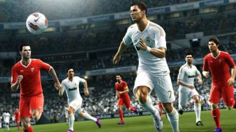 Video games ronaldo football pes 2013 wallpaper