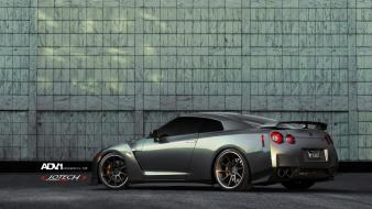 Wheels nissan r35 gt-r adv1 gtr wallpaper