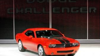 World cars concept art 2006 dodge challenger wallpaper