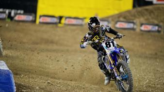Yamaha dirt bikes motocross motorbikes racing supercross ama wallpaper