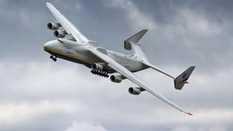 Aircraft cargo aircrafts antonov an-225 ukrainian wallpaper