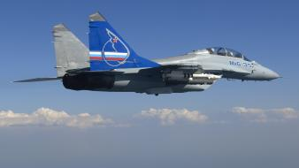 Aircraft mig-35 fulcrum-f russian air force wallpaper
