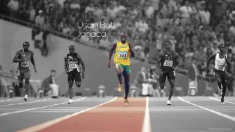 Athletics usain bolt wallpaper