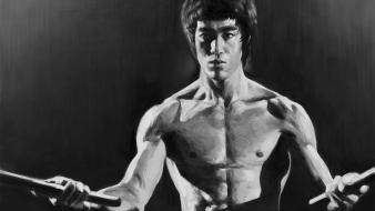 Bruce lee enter the dragon wallpaper
