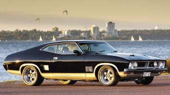 Cars ford falcon gt australian muscle car wallpaper