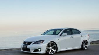 Cars lexus isf wallpaper