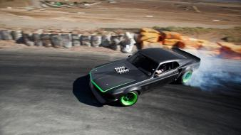 Cars widescreen ford mustang rtr-x wallpaper