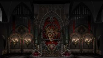 Castlevania: lords of shadow - mirror fate Wallpaper