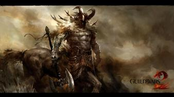 Centaur guild wars 2 gw2 wallpaper