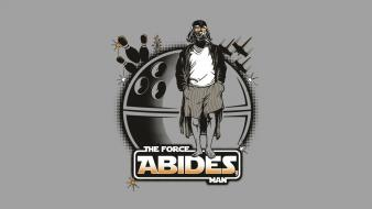 Darth vader funny the dude big lebowski wallpaper