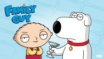 Family guy stewie griffin brian wallpaper