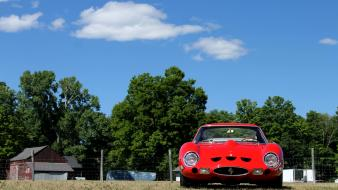 Ferrari 250 gto wallpaper