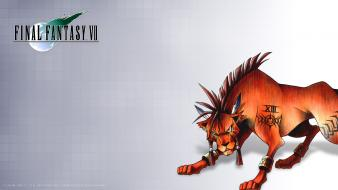 Final fantasy vii advent children red xiii nanaki wallpaper