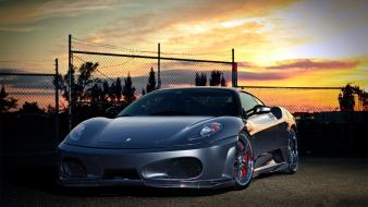 Front italy wheels roadster ferrari f430 luxury wallpaper