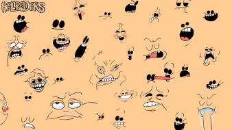 Hell funny youtube faces hellbenders comic wallpaper