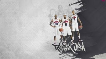 James kobe bryant kevin durant team dream wallpaper