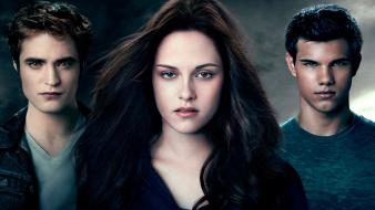 Lautner edward cullen jacob black bella swan wallpaper